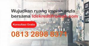 Jasa Desain Interior Dapur Bandung