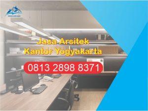 Jasa Arsitek Kantor Yogyakarta